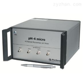 pH-4 micro单通道和多通道pH计