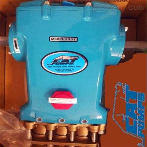 广州航冠 cat柱塞泵3537 反渗透处理