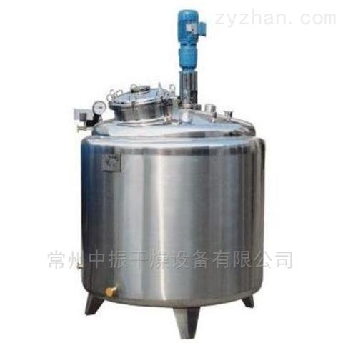 江苏不锈钢贮罐、配制罐