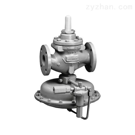 Fisher 1098-EGR 和 1098H-EGR 型减压器