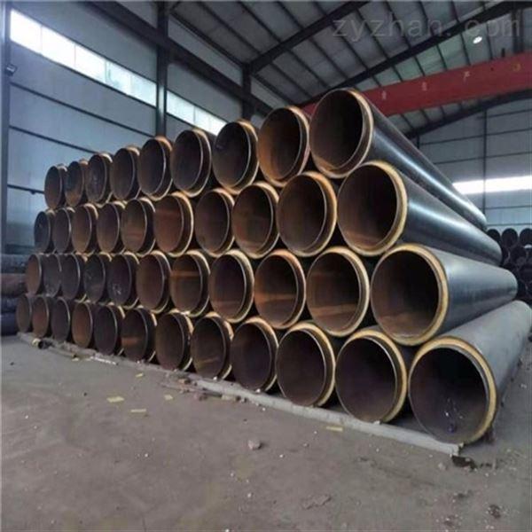 阳泉管径273热水直埋式发泡保温管施工团队