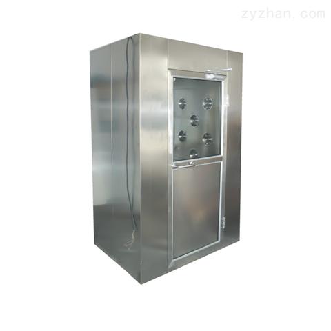 上海风淋室厂家  不锈钢单人单吹风淋房