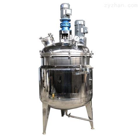 溶解均质高效搅拌罐 粘稠物料混料罐
