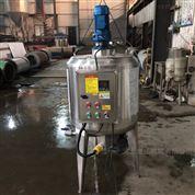 不锈钢清洗剂生产设备电加热皂化反应釜