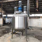 卫生级不锈钢电加热变频调速结晶蜂蜜搅拌桶