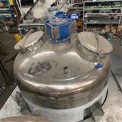 不銹鋼油加熱三層防護恒溫攪拌桶