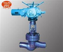 J961H/Y电动焊接截止阀