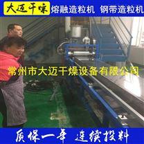 RL熔融造粒机 布料器 钢带式制粒机造粒头