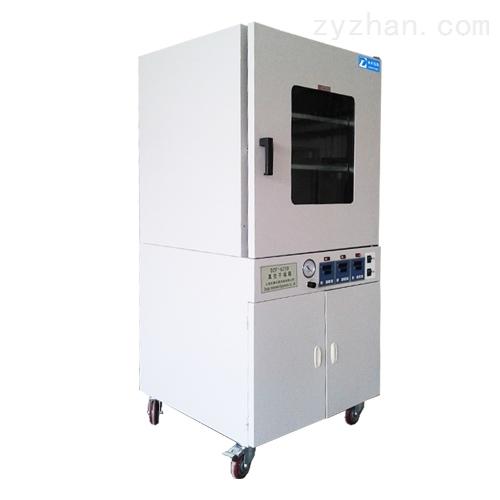 立式真空干燥箱白色箱体定制