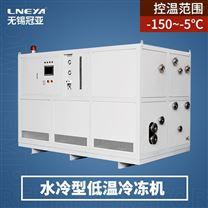 保持超低温冷冻机高能效运行的方法