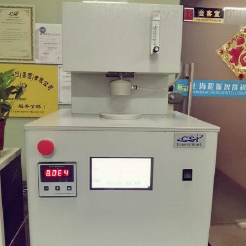 中国制造口罩呼吸气密性检测