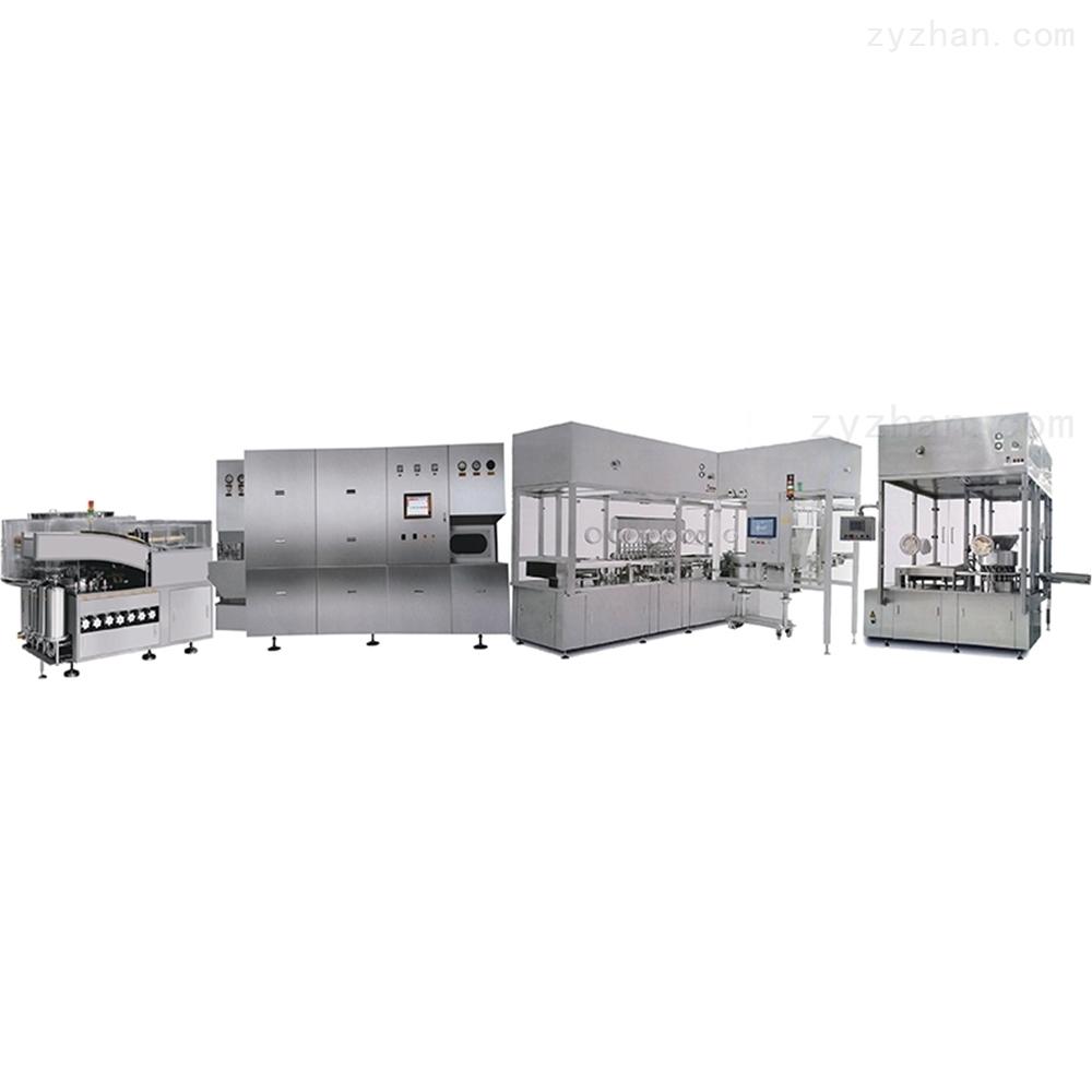 冻干液灌装机技术参数