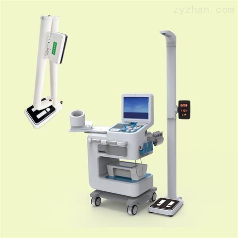 超声波身高体重血压心率测量仪