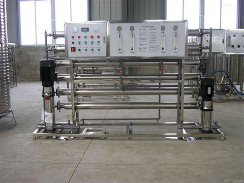 贵州洗涤用软水设备, 食品加工软化水装置