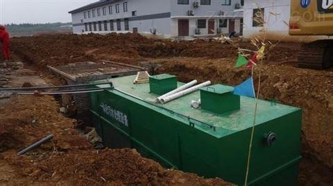 贵州医院污水处理机器全自动