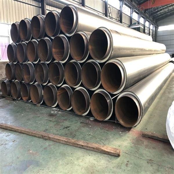 管径273高密度聚乙烯直埋外护保温管