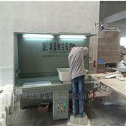 切割打磨除尘工作台 集 工业抛光吸尘打磨台