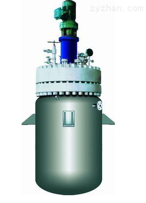 山东龙兴高压磁力反应釜釜体和反应釜釜盖