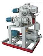罗茨水环式真空泵机组