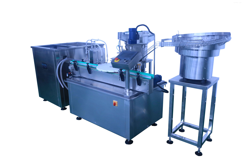 HCGX系列液体灌装机