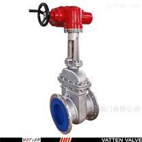380V电动调节型排污闸阀
