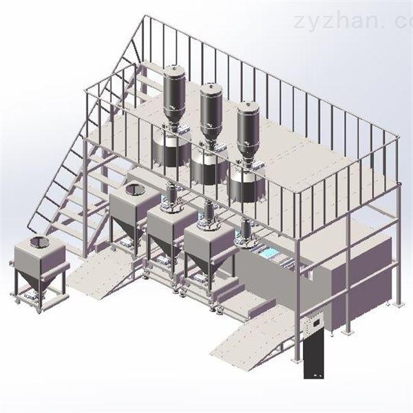 小料配料系统