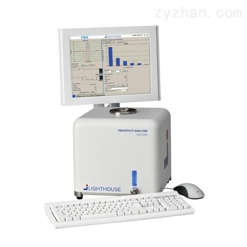冻干粉针包装容器真空度测试