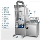 CWJZ-30制药厂加工超微除尘水冷猪苓木莲粉碎机组