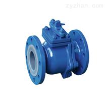 襯氟球閥Q41F4-16C DN15-300