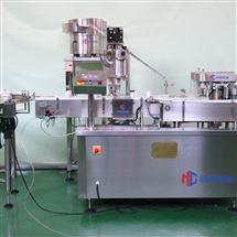 HCGX5/50水蛭粉灌裝機 西林瓶軋蓋機