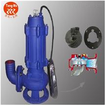 WQK30-15QG上海切割式無堵塞潛水排污泵