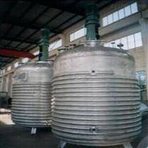 蒸汽加熱外盤管反應釜