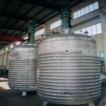 1000蒸汽加热外盘管反应釜