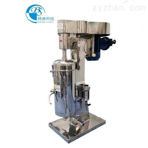 搏盛高速实验室管式离心机 无油脂润滑系统