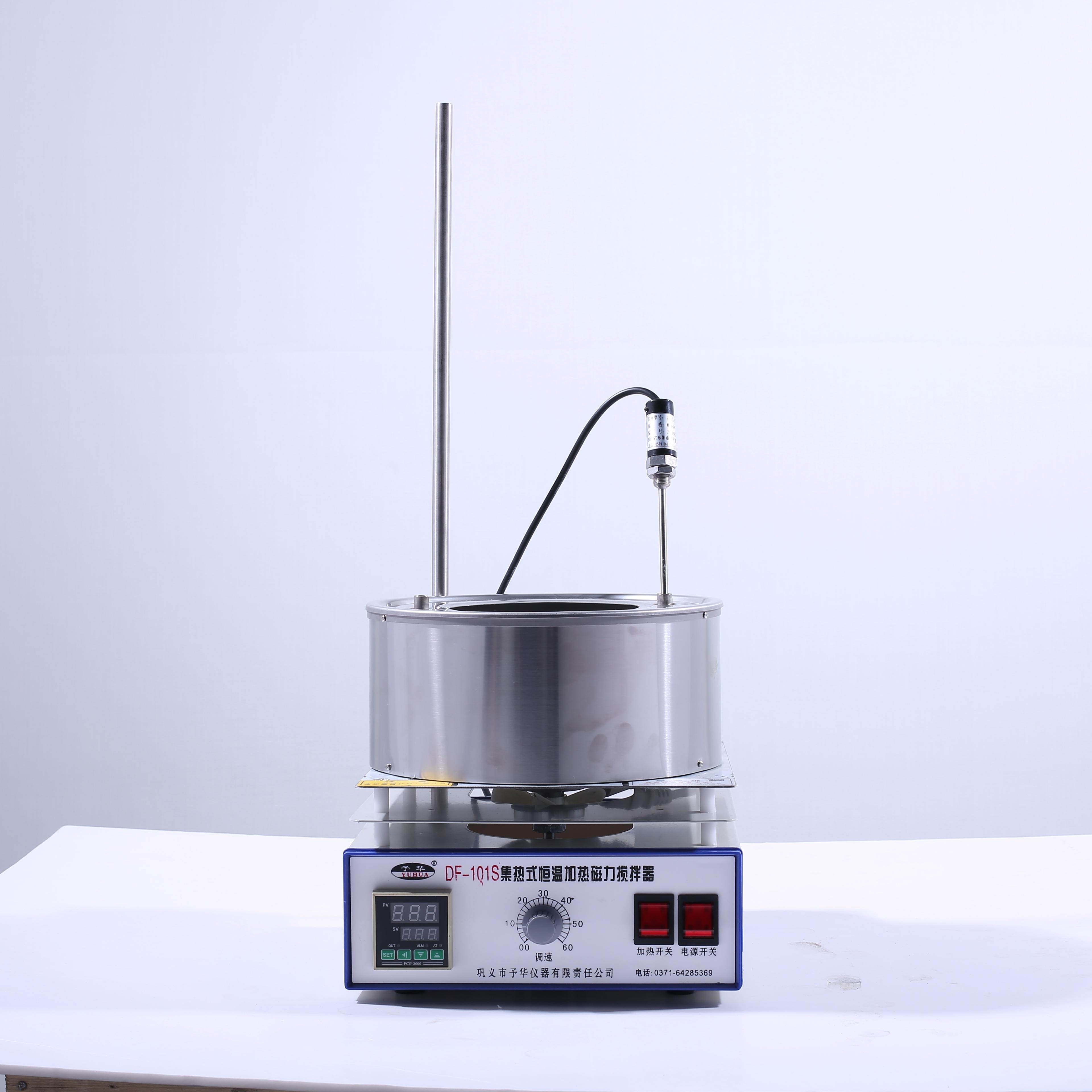 平板加热搅拌器调压控温