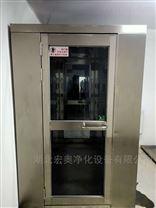 武汉仙桃304不锈钢单人双吹风淋室厂家价格