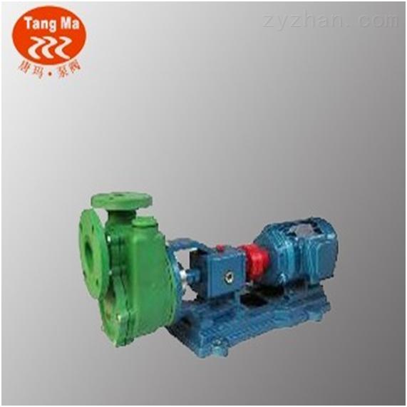 上海工程塑料自吸泵