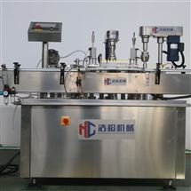 HCDGK-I/II浩超機械眼藥水灌裝旋蓋機