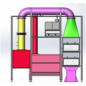 ISO11155-1車廂用過濾器性能檢測臺
