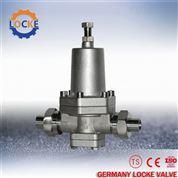进口低温液氧减压阀德国洛克供应各种规格