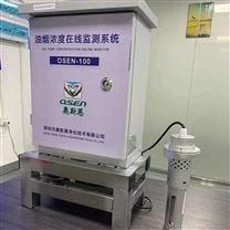 燒烤屋餐飲油煙自動在線監測設備