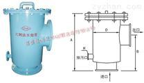 自洁式水过滤器(直角过滤器)