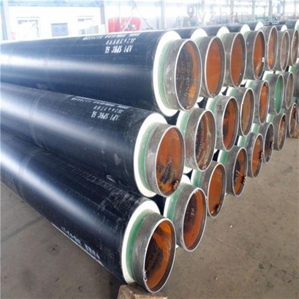 630大管径聚氨酯预制发泡保温弯头加工