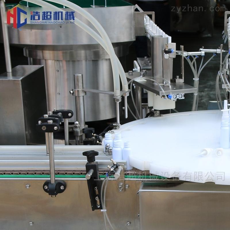 全自动空气清新喷雾剂灌装机