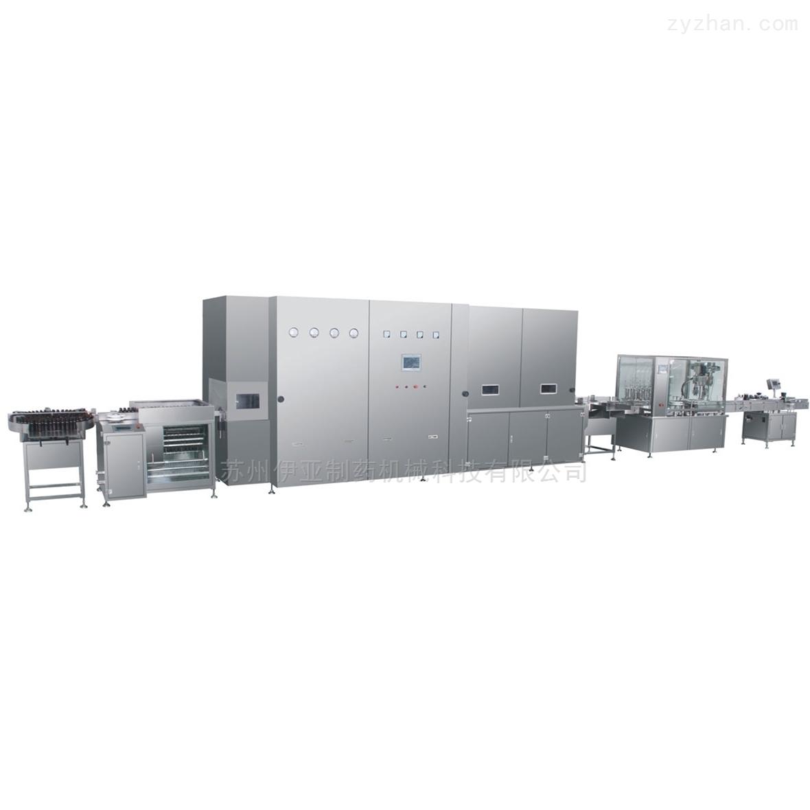 灌装生产线设备定制参数