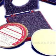 Nickel/Brass 电解膜厚标准片