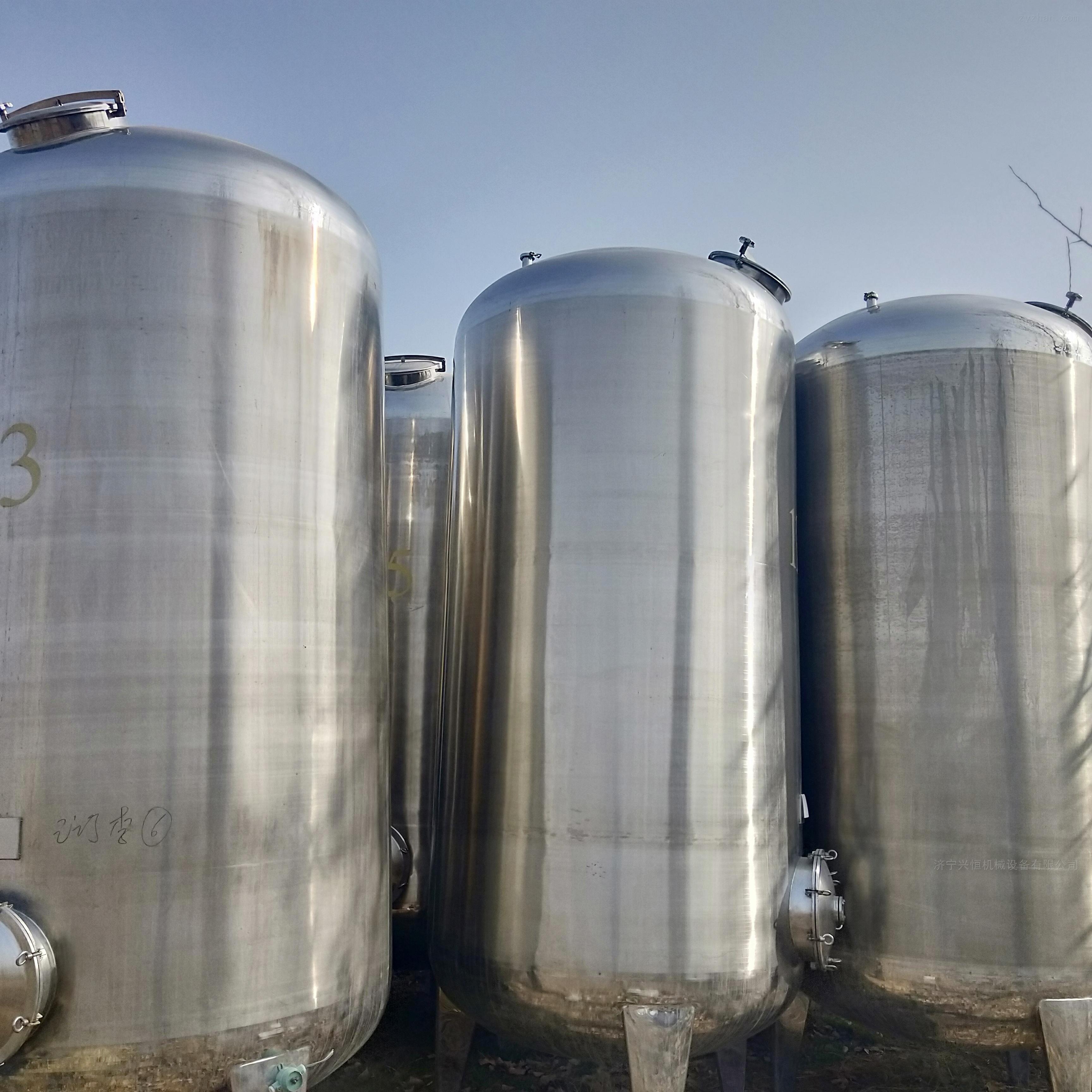 10-60立方的不锈钢储罐