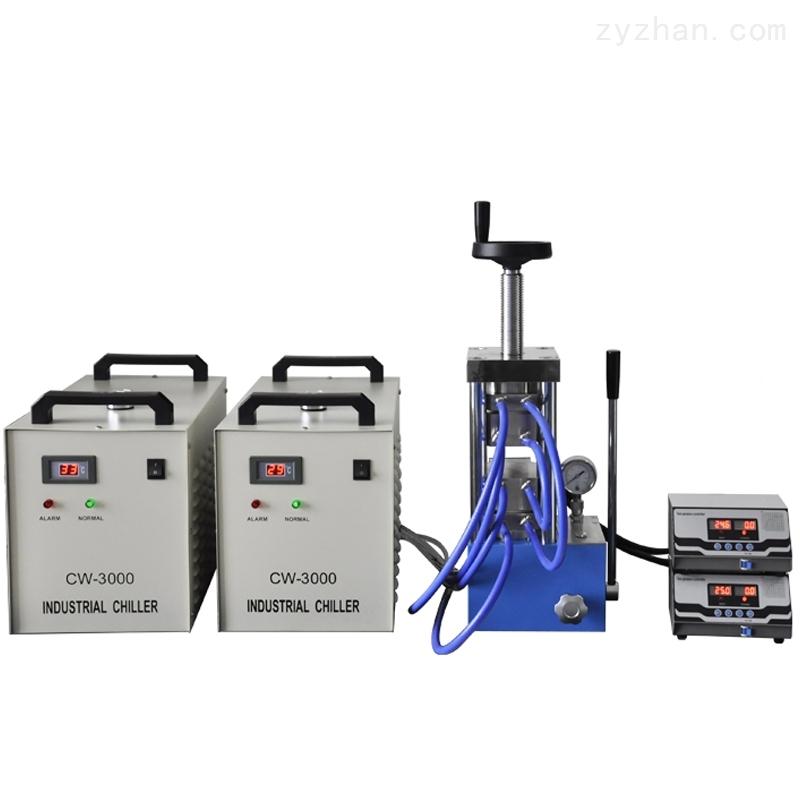 500℃ 双平板热压机 薄膜制样机