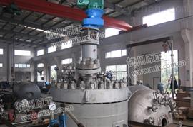 聚合反应搅拌装置