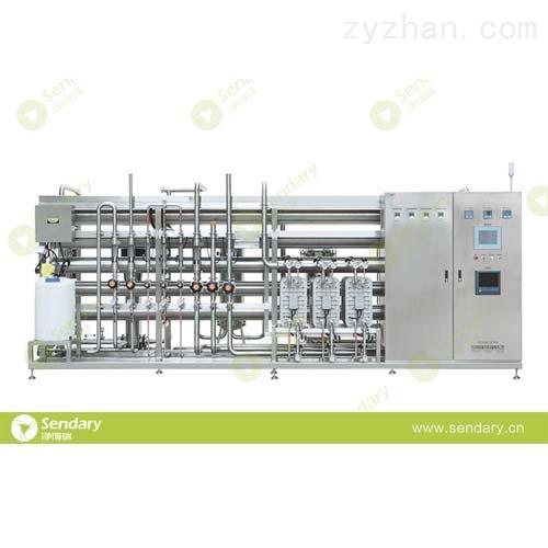 GMP认证制药纯化水设备